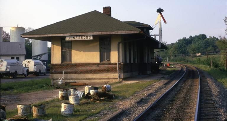 04 -Jonesboro Depot