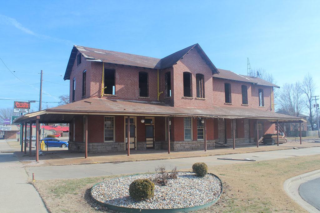 05 - Murphysboro Depot