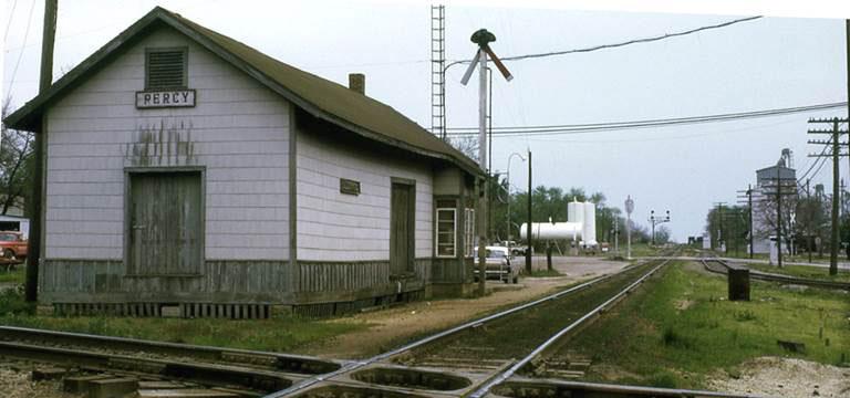 09 -Percy Depot