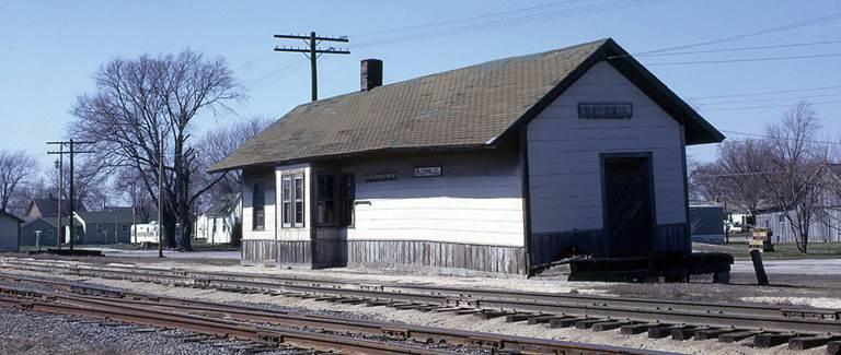 11 - Baldwin Depot