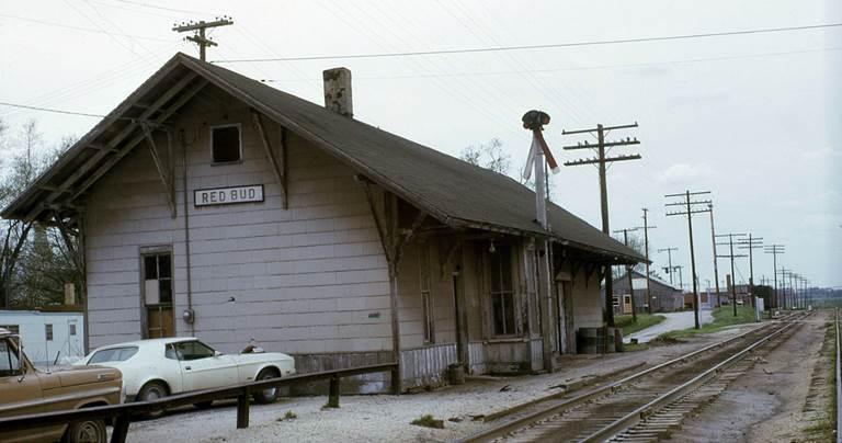 12 - Redbud Depot